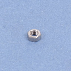 ECROU FREIN M5 INOX A2 ( C )